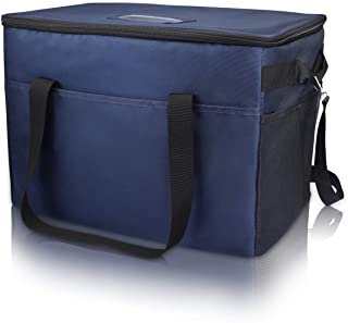 """Insulated Food Delivery Bag-Commercial Delivery Bag for Hot Food,XXXL Food Warmer Bag 19""""L x 15""""W x 14""""H Food Carrier Catering Bag for DoorDash Postmates Grocery Shopping Catering Supplies"""