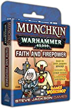 Munchkin Warhammer 40000 Faith and Firepower