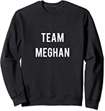 Team Meghan Sussex Support Sweatshirt