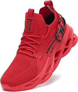 Men Athletic Walking Running Tennis Shoes Fashion Sneakers