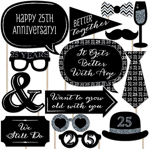 25th Anniversary Party Decorations Amazon Com