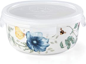 Lenox 888263 Butterfly Meadow Round Serve and Store, Small