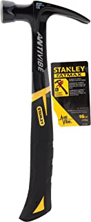 Stanley 51-163 16-Ounce FatMax Xtreme AntiVibe Rip Claw Nailing Hammer