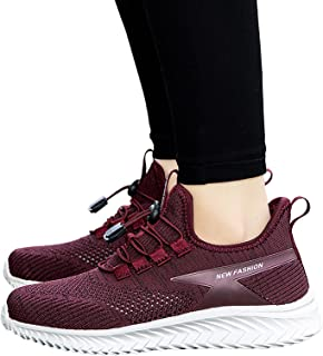 Homme Femme Chaussures De Sport Course Running Mesh Respirantes Confortable Léger Basket Basse Casual Sneakers Walking Out...