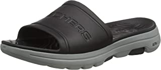 Skechers Men's Go Walk 5 Surfs Out Slide Sandal