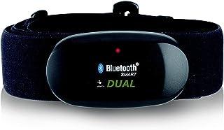 Bluetooth 4.0.Y Ant Pecho Correa Para Runtastic, Wahoo, Strava App, Para Iphone 4S/5/5.C/5S/6/6S/6Plus 6.+/7, Medidor de Frecuencia Cardíaca