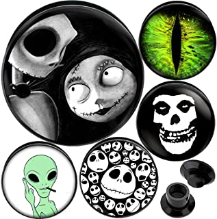 nightmare before christmas nose rings