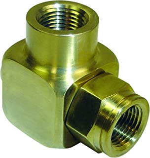 Coxreels 434 Replacement Swivel with Nitrile Seal,,Brass 1/2