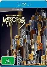 METROPOLIS RECONSTRUCTED & RESTORED (BLU-RAY)
