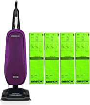 Oreck Upright Vacuum Cleaner Axis with 4 Hypo Filter Bags Bundle - 3 YEAR Warranty - 2 Tune Ups