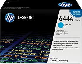 HP 644A   Q6461A   Toner Cartridge   Cyan