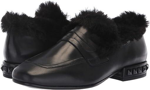 Tommy Black/Eco Fur Black