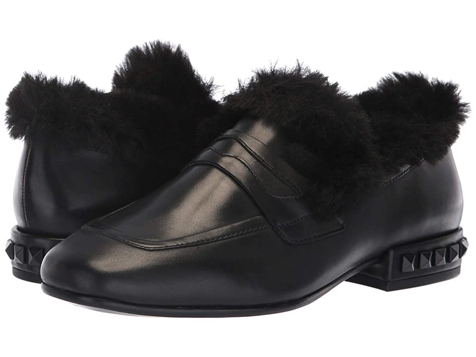 ASH Ever (Tommy Black/Eco Fur Black) Women