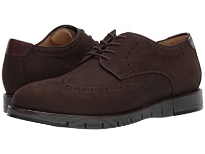 J&M EST. 1850 Martell Wingtip (Brown) Men