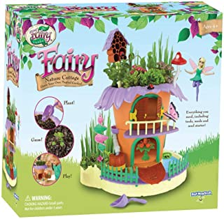Best My Fairy Garden Nature Cottage - Grow & Play Set Review