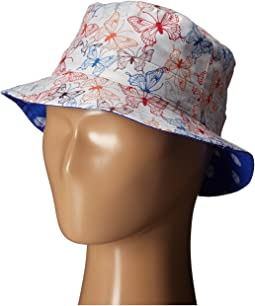 Reversible Sublimated Fishermans Bucket Hat (Little Kids)