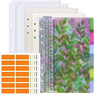 4 x Notes de Couleur Unie 2 x Animaux Sticker Signet RETON Paquet de 12 Notes Autocollantes 1 x Crayon Forme Bloc-notes avec 15cm R/ègle 3 x /Étiquettes pour Dindex Fluorescent 2 x Notes Lign/ées
