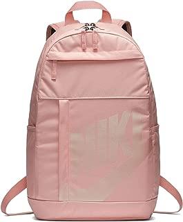 coral nike backpack
