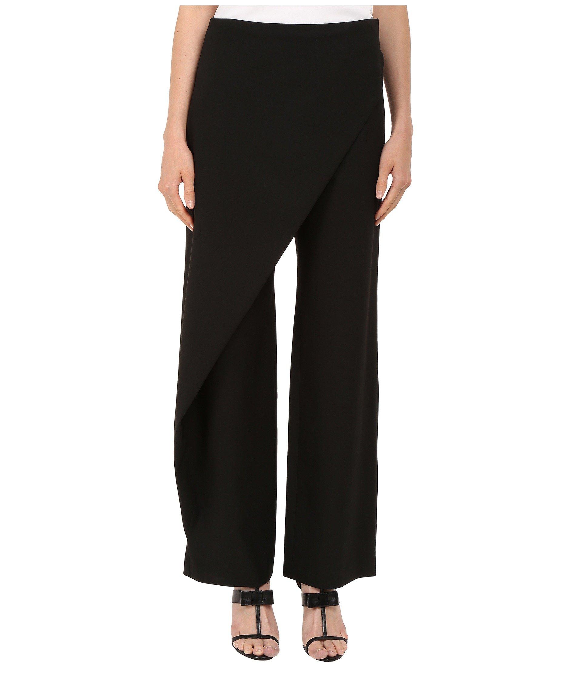 Pantalón para Mujer Zac Posen High Waist Wide Leg Trousers  + Zac Posen en VeoyCompro.net