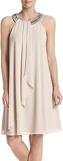 فستان عائم مطرز للنساء من جيسيكا هوارد