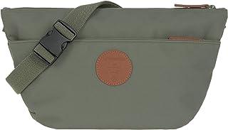 LÄSSIG Bauchtasche mit Kinderwagenbefestigung/Green Label Buggy Bum Bag Adventure, olive