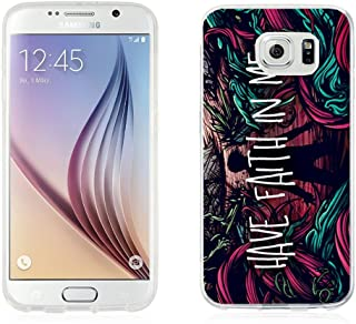 A Day to remember Have Faith In Me for Samsung Galaxy S6 Edge White case
