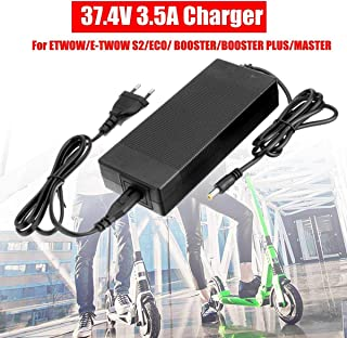 BELONG 37.4V3.5A Plug Adapter Charger for ETWOW/E-TWOW S2 Electric Scooter ECO/Booster/Booster Plus/Master