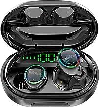 Wewow Wireless Earphones C5S in-Ear Headphones Bluetooth 5.0 True Auto Pairing Earbuds with 140H Playtime Best Sport Wirel...