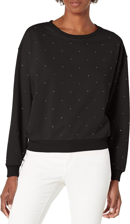 Skinnygirl Women's Vivika Tampa Mall Dolman Top Knit Sleeve Selling rankings