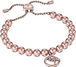 Modern Classic Pearl Slider Bracelet
