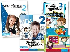 Me Divierto y Aprendo 2 Español PKT A