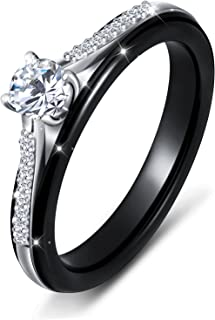 mountain engagement ring