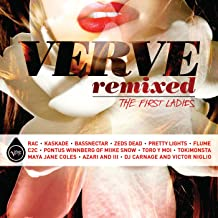 Best the verve remixed the first ladies Reviews