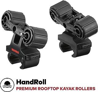YAKIMA - HandRoll Rooftop Mounted Kayak Rack for Vehicles, One Set of Mounts