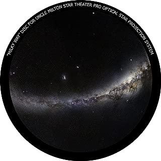 Milky Way disc for Uncle Milton Star Theater Pro/Nashika NA-300 Home Planetarium