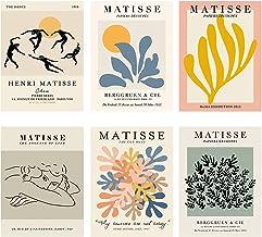Matisse poster Artwork Exhibition flower prints wall art henri matisse poster flower market sign apartment wall gallery de...