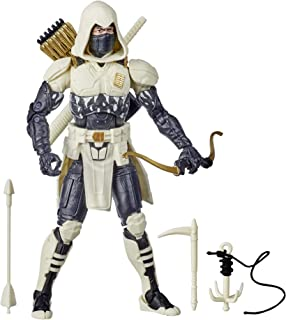 G.I. Joe Classified Series Arctic Mission Storm Shadow Action Figure 14 Premium Toy with Accessories 6-Inch-Scale (Amazon ...