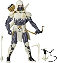 GI Joe Classified Series Arctic Mission Storm Shadow Action Figure 14 Premium Toy with Accessories 6-Inch-Scale with Custo...