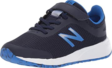 New Balance Kids' 455 V2 Alternative Closure Running Shoe