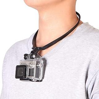RORA Halssteun voor GoPro Hero 3 4 5 6 7 POV Opnamehouder Smartphone en Action Camera mount