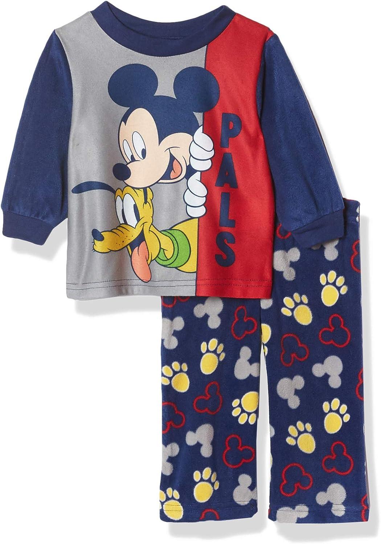 Disney Boys' Mickey Mouse Pajama Set
