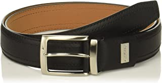 Nike Men's G-Flex Pebble Grain Belt Standard Leather Apparel belt