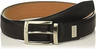 Men's G-flex Pebble Grain Leather Belt