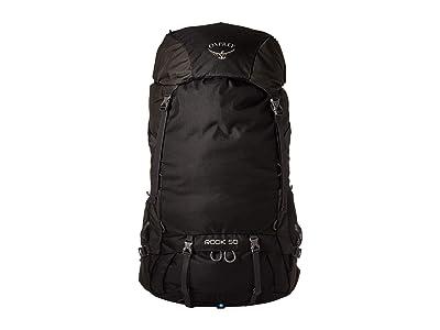 Osprey Rook 50 (Black) Backpack Bags