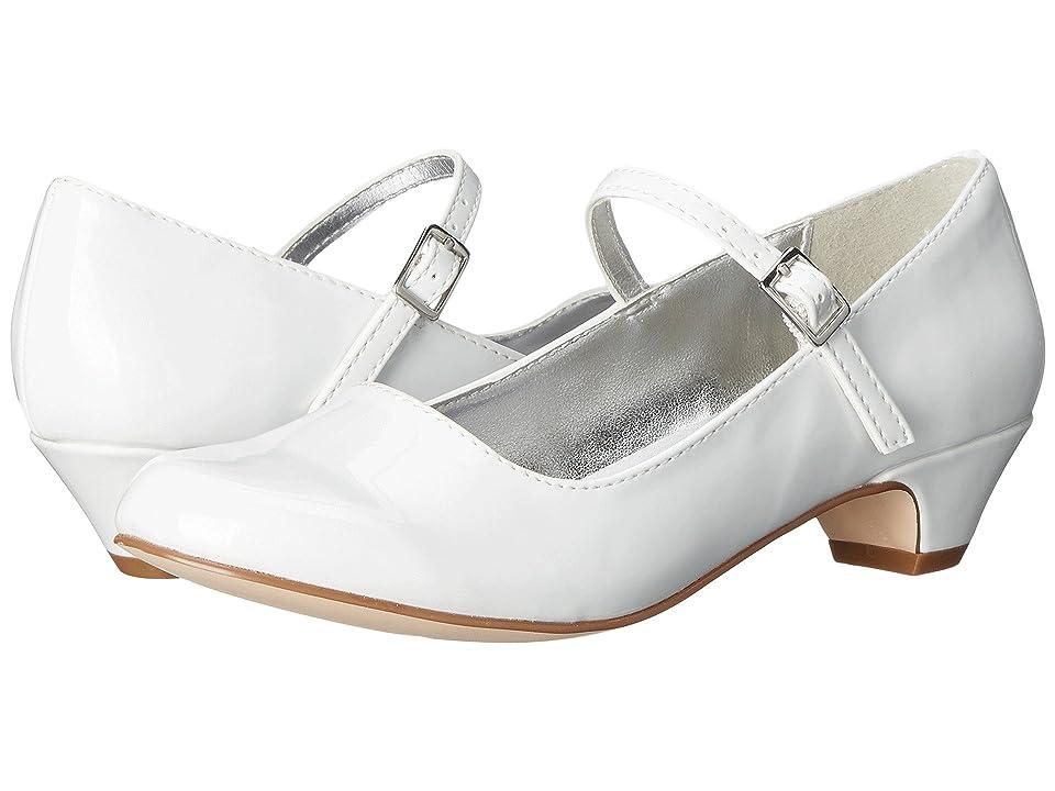 Kenneth Cole Reaction Kids Ava Heel (Little Kid/Big Kid) (White) Girls Shoes