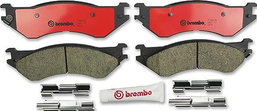 Brembo P18023N Rear Disc Brake Pad