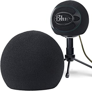 blue snowball mike