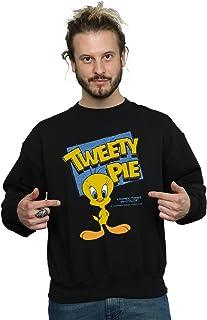 Looney Tunes Men's Classic Tweety Pie Sweatshirt
