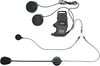 Sena SMH-A0302 - Kit de Abrazadera para Casco con micrófono y Brazo para Auriculares Bluetooth SMH10
