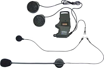 Sena SMH-A0302 Helmet Clamp Kit with Boom and Wired Microphones for SMH10 Bluetooth Headset